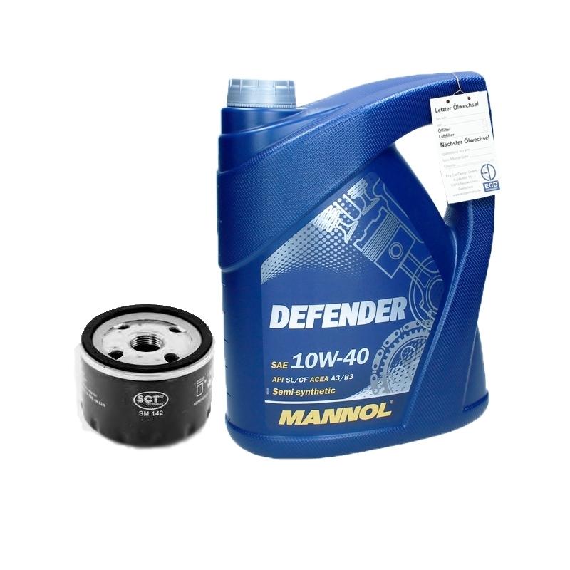 5l 10w40 mannol defender motor l lfilter motor lfilter l filter h he 53mm ebay. Black Bedroom Furniture Sets. Home Design Ideas