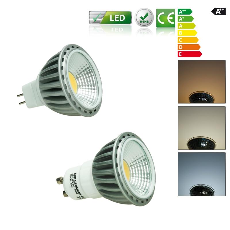 3w 4w 6w 9w led gu10 mr16 e14 e27 smd led cob lampe birne. Black Bedroom Furniture Sets. Home Design Ideas