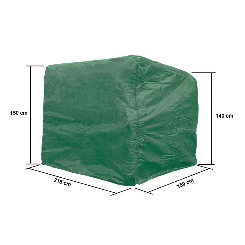 Housse De Protection Balancelle Balancoire Couverture Bache Meuble Jardin Vert Ebay