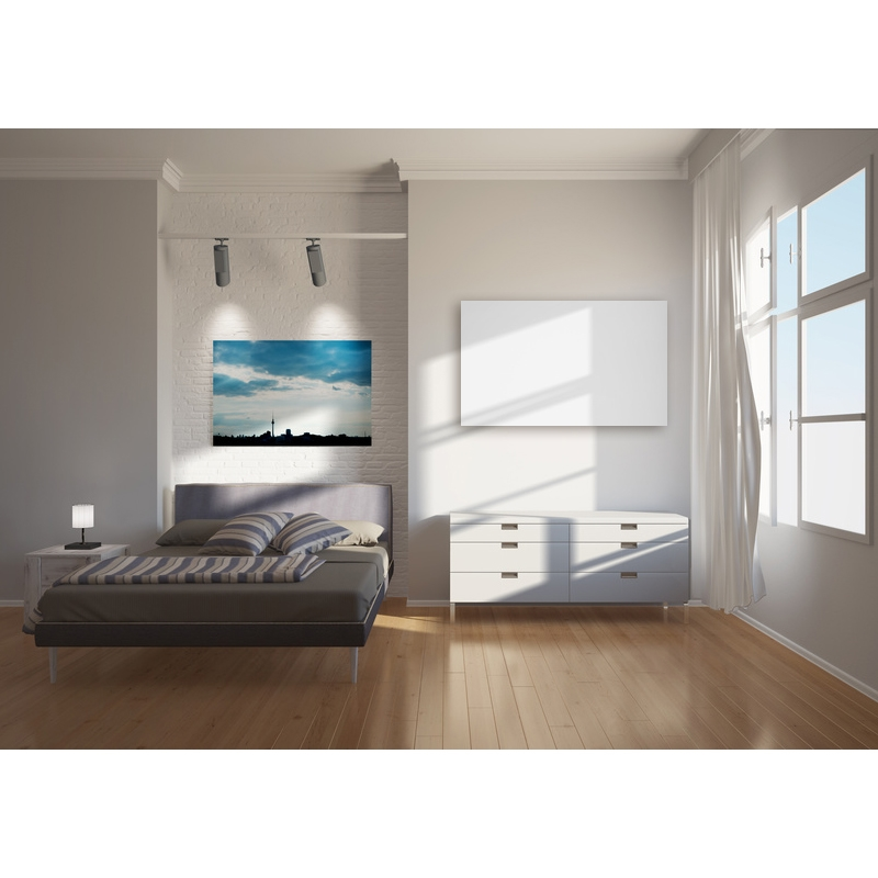 infrarotheizung 720 watt infrarot elektro heizung. Black Bedroom Furniture Sets. Home Design Ideas