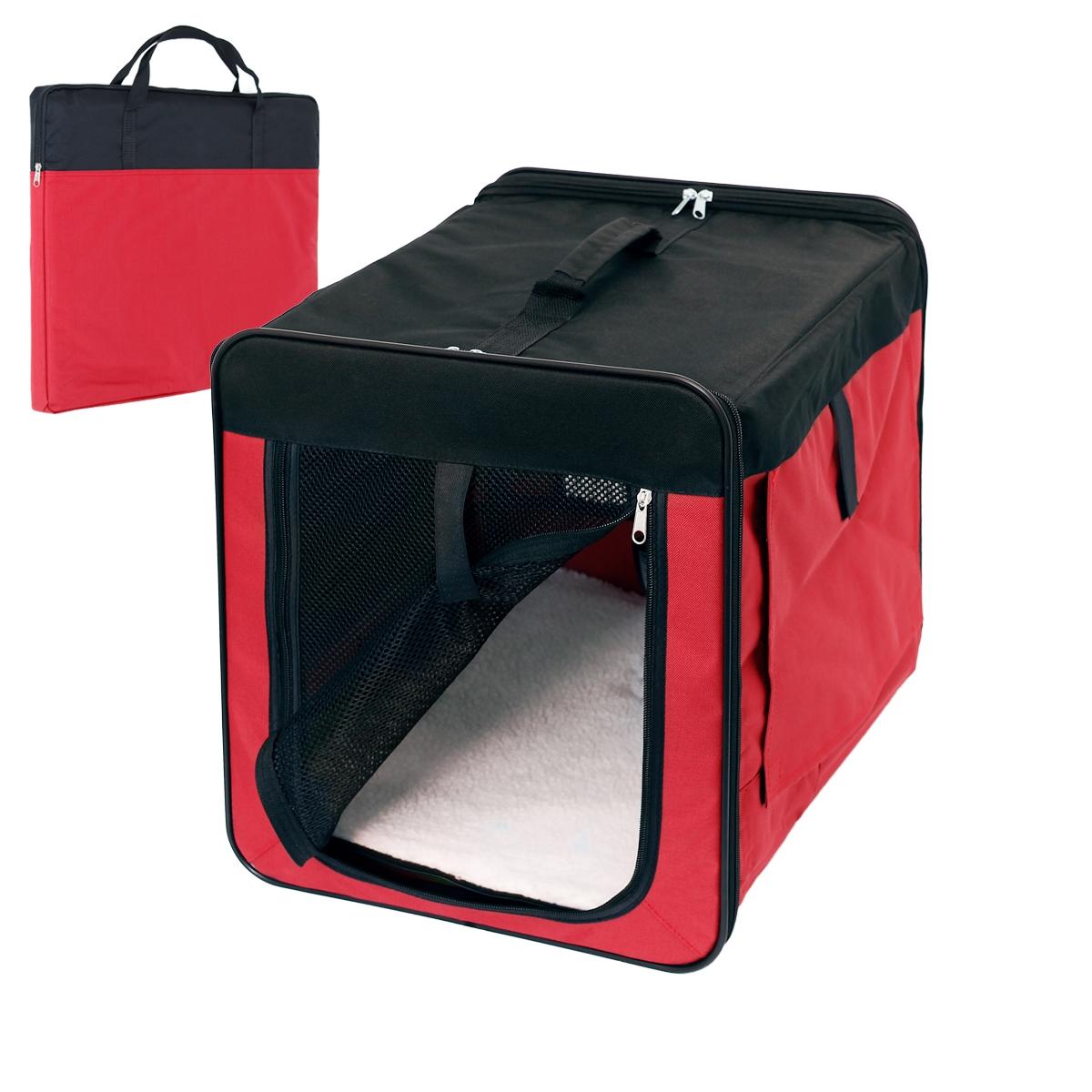 bo te transport pliable cage chien chat flexible doux. Black Bedroom Furniture Sets. Home Design Ideas