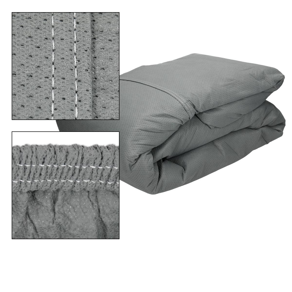 auto ganzgarage xl atmungsaktiv vollgarage autogarage 4 lagig garage kfz pkw ebay. Black Bedroom Furniture Sets. Home Design Ideas