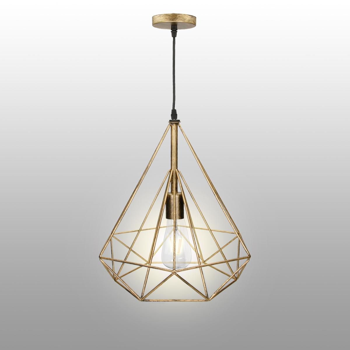 h ngeleuchte deckenleuchte kronleuchte h ngelampe vintage l ster lampe leuchte ebay. Black Bedroom Furniture Sets. Home Design Ideas