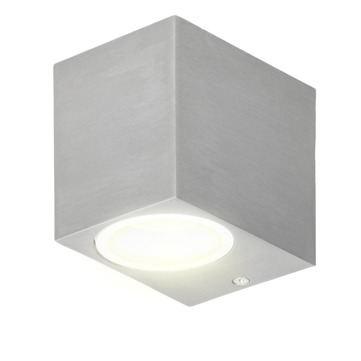 Aussenwandlampe-Aussenleuchte-Wandleuchte-Wandlampe-Lampe-Sockel-GU10-LED