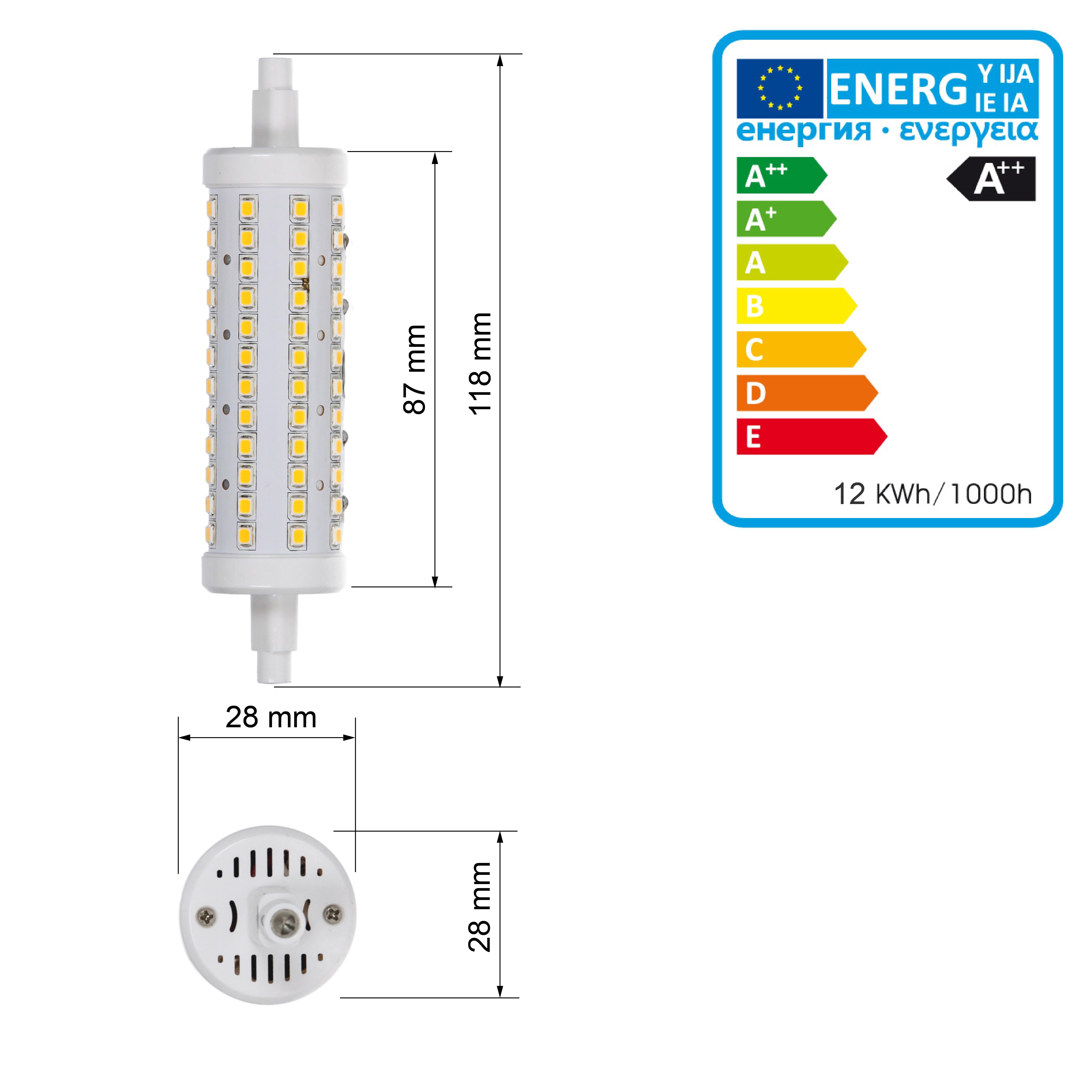 LED-314-LED-319_Birnen_Masse Elegantes Halogenstab Durch Led Ersetzen Dekorationen