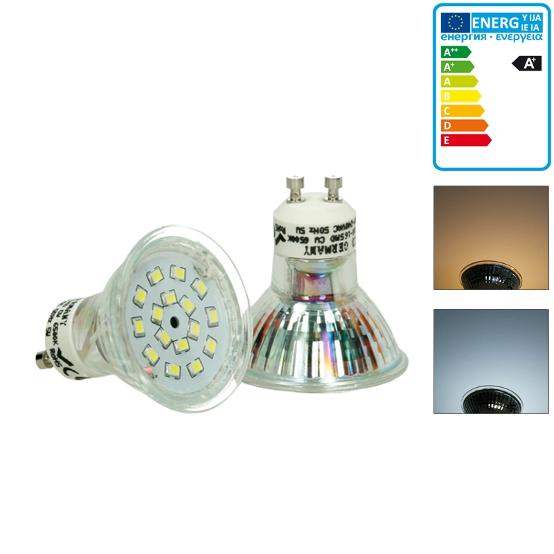 10x-Set-3W-4W-5W-6W-9W-GU10-MR16-SMD-60-LED-spot-bombilla-2800K-6500K-lampara