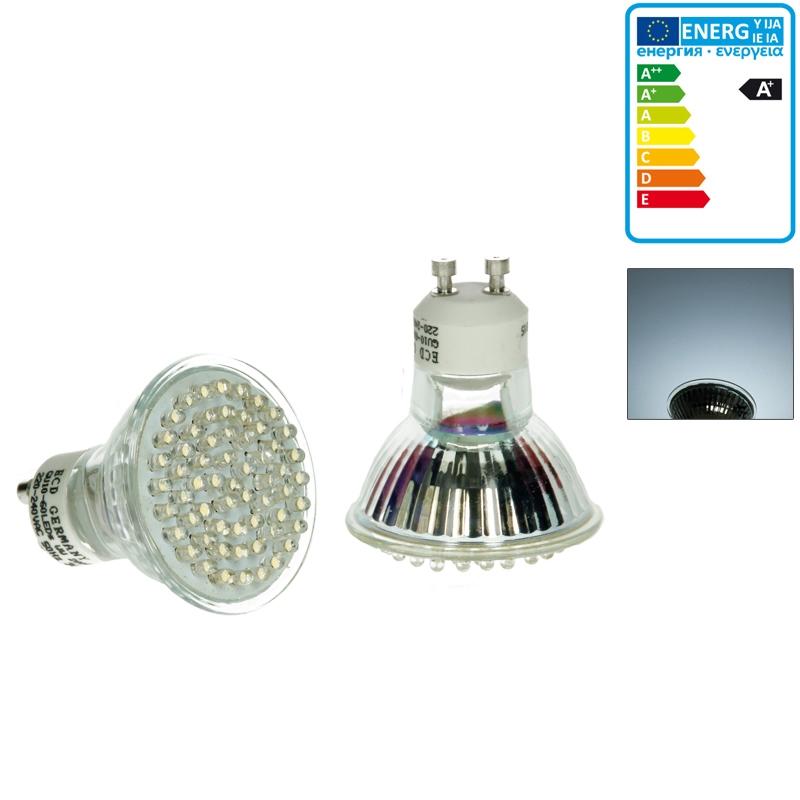 5 x 3w gu10 60 led spot birne lampe leuchte strahler leuchtmittel warm kaltwei ebay. Black Bedroom Furniture Sets. Home Design Ideas