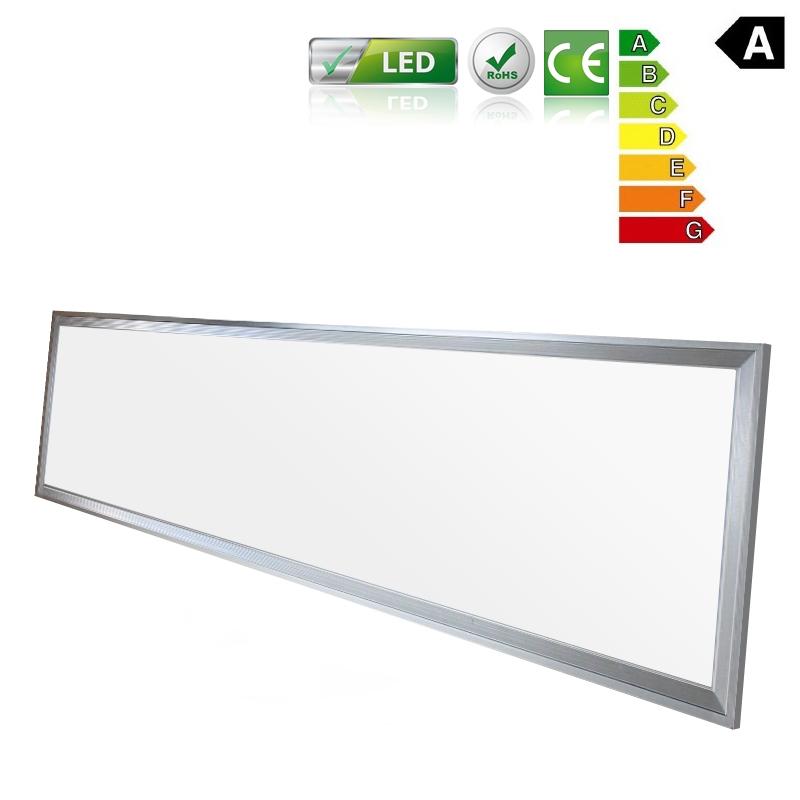 led panel 120x30cm 42w pendelleuchte lampe deckenleuchte. Black Bedroom Furniture Sets. Home Design Ideas