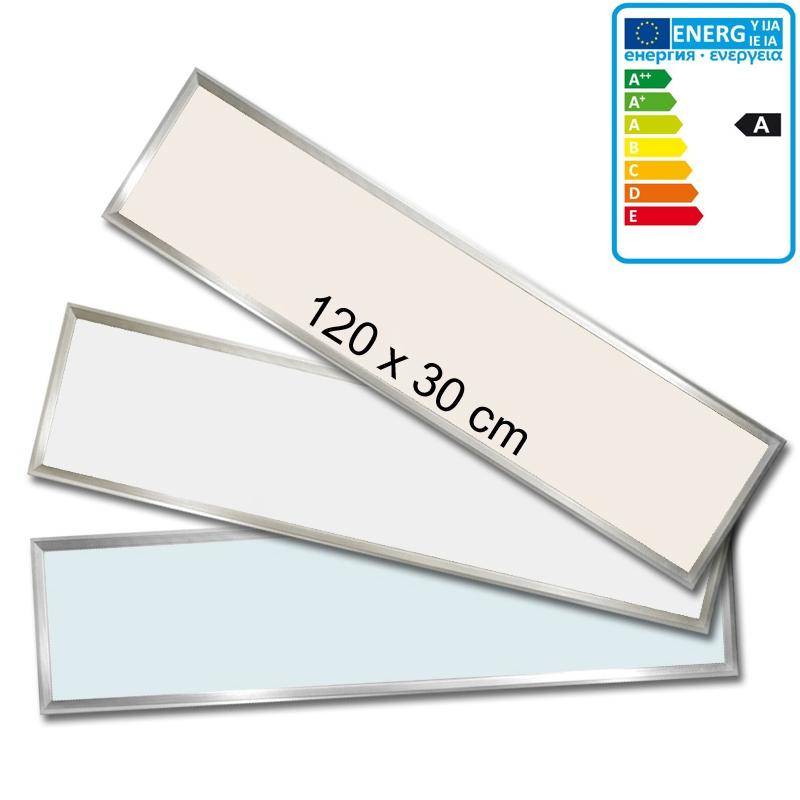 Lamparas-LED-panel-luces-para-iluminacion-y-material-montaje-12W-18W-36W-42W-72W