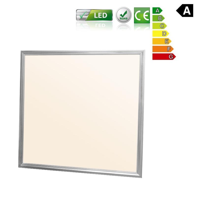 panneau led de plafond lampe suspendu plafonnier eclairage 62x62 cm 36w 2700k. Black Bedroom Furniture Sets. Home Design Ideas