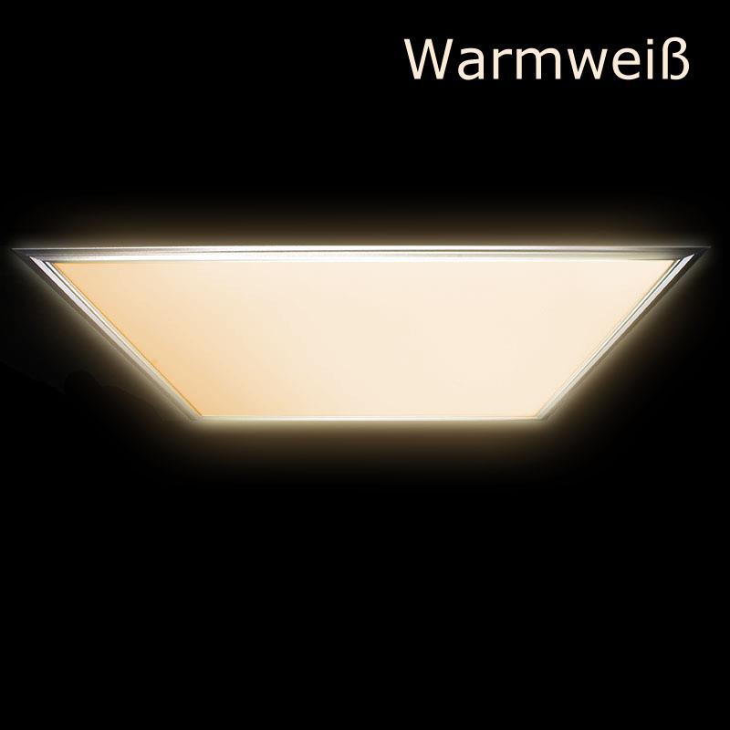 panneau luminaire led spot dalle carr 30x30cm blanc chaud. Black Bedroom Furniture Sets. Home Design Ideas