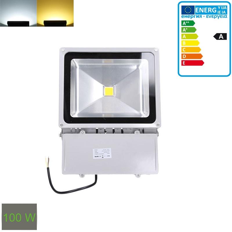 Proyector led foco exterior interior iluminaci n 10w 20w for Focos iluminacion interior