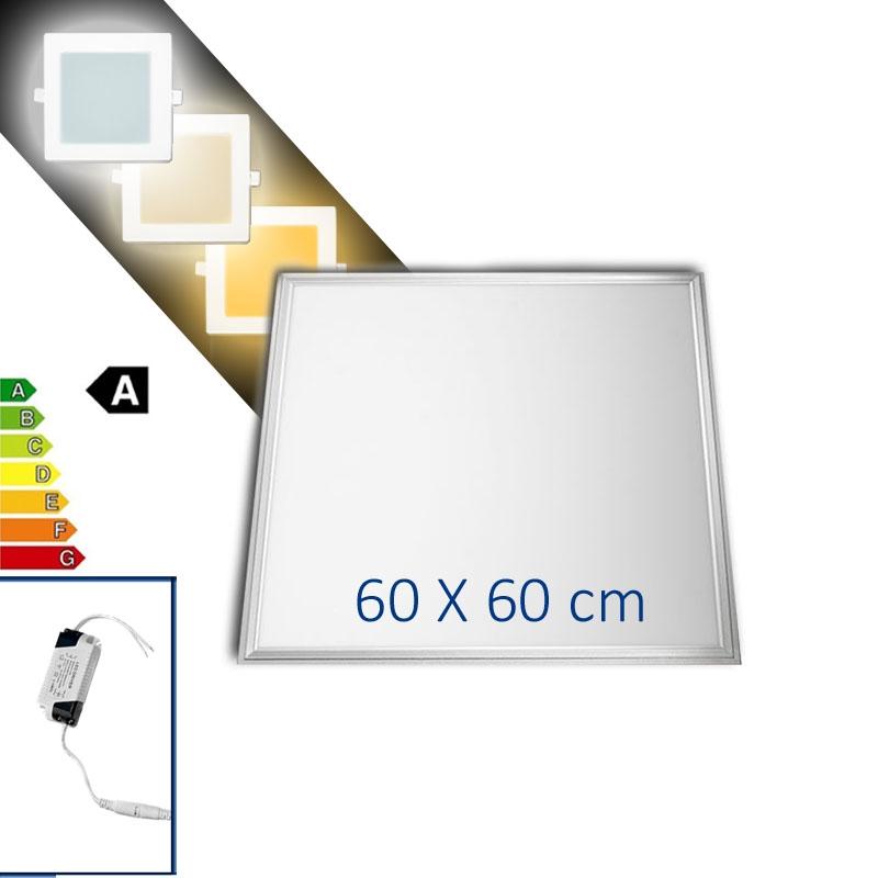 led panel leuchte lampe deckenleuchte wandleuchte pendelleuchte ultraslim ebay. Black Bedroom Furniture Sets. Home Design Ideas