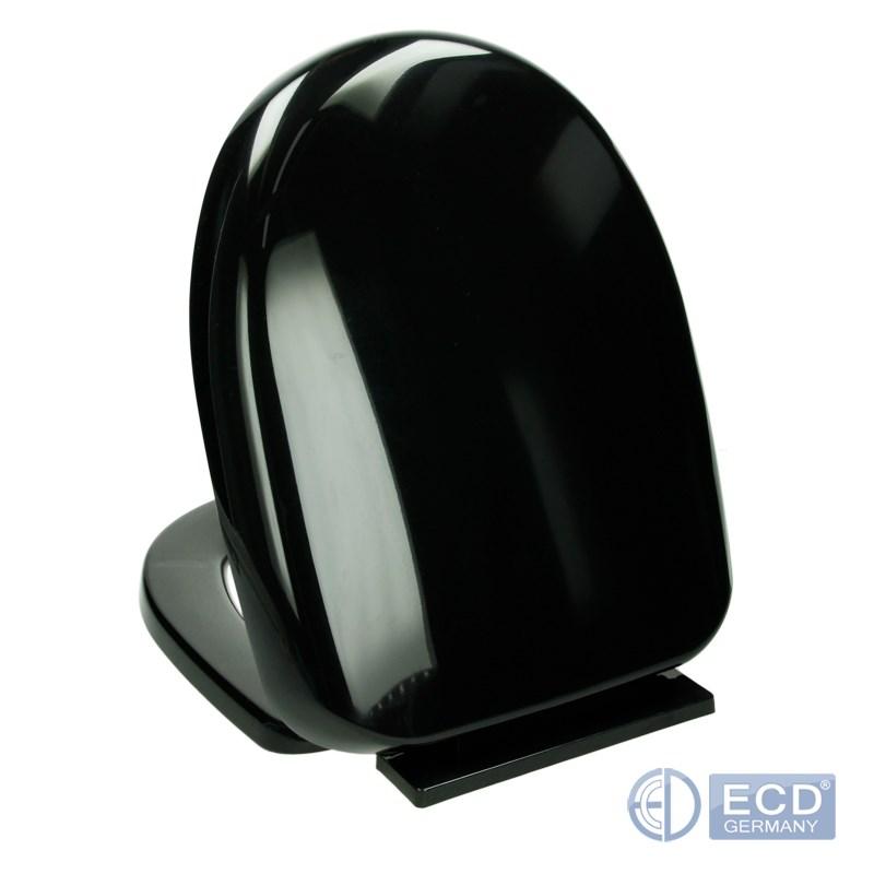 Siege toilette abattant lunette wc cuvette soft close for Lunette wc ideal standard