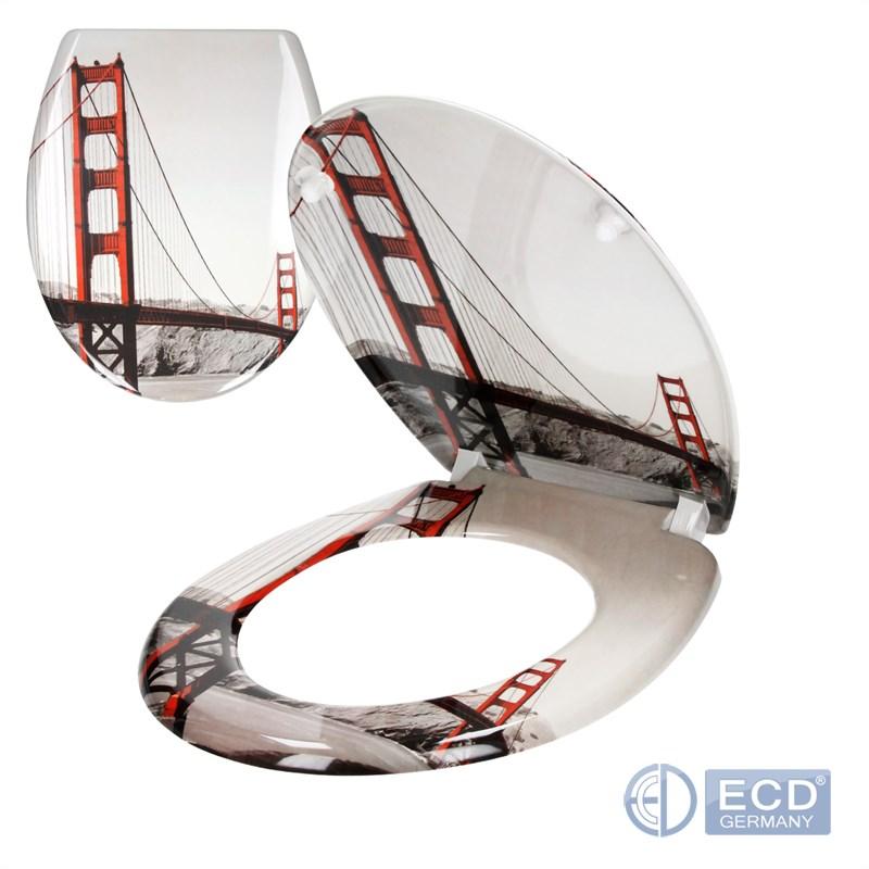 wc sitz toilettendeckel klodeckel klobrille wc deckel toilettensitz wc brille ebay. Black Bedroom Furniture Sets. Home Design Ideas
