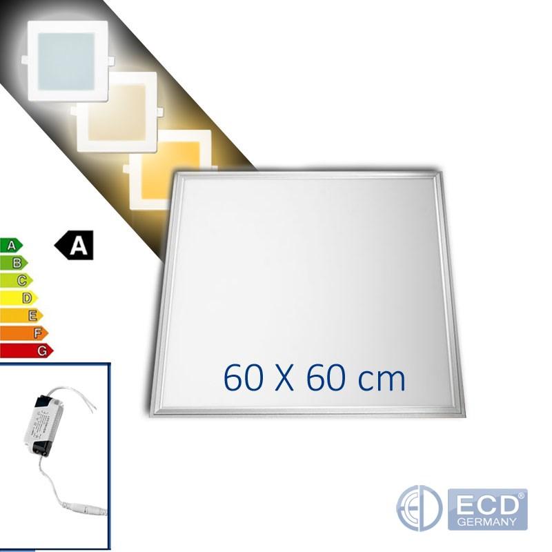 panneau lampe a led plafon plafonnier luminaire suspendu applique murale 12 42w ebay. Black Bedroom Furniture Sets. Home Design Ideas