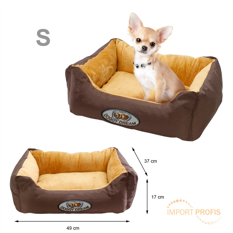 lit pour chien hundekorb hundesofa chiens chats lit s xl doggy dream ebay. Black Bedroom Furniture Sets. Home Design Ideas
