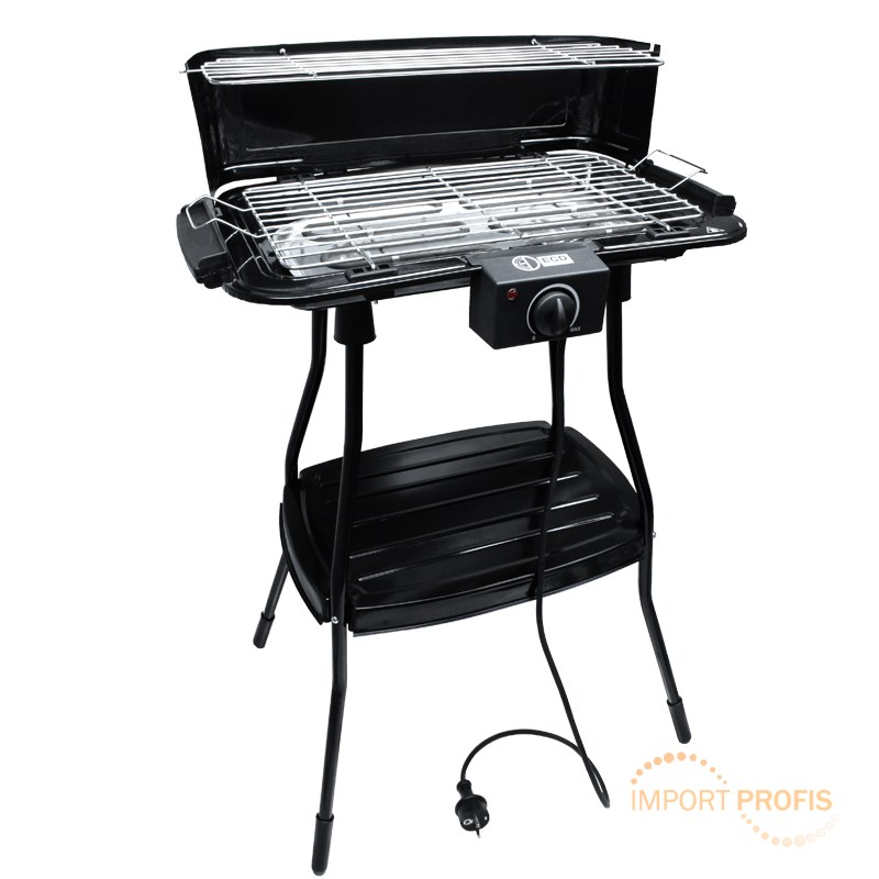 elektrogrill tischgrill standgrill bbq elektro tisch stand grill elektrisch ebay. Black Bedroom Furniture Sets. Home Design Ideas