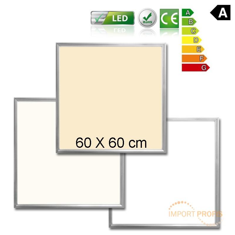 led panel lampe deckenleuchte leuchte pendelleuchte wandleuchte ultraslim einbau ebay. Black Bedroom Furniture Sets. Home Design Ideas