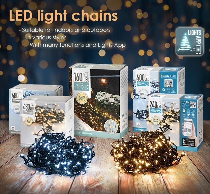 Light chain - Lighting