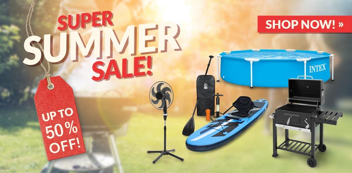 Summer Sale at ECD Germany