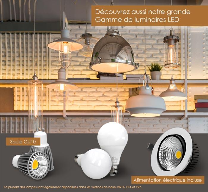 Éclairage - LED