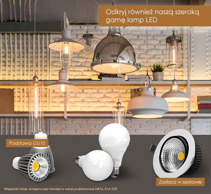 Oświetlenie Lampy LED Żarówka punktowa Żarówka punktowa Oświetlenie LED_Spot LED Żarówka energooszczędna Lampa energooszczędna Żarówka energooszczędna Wbudowana w lampę punktową Wbudowana w panel Fluorescencyjna rurka natynkowa Lampa sufitowa