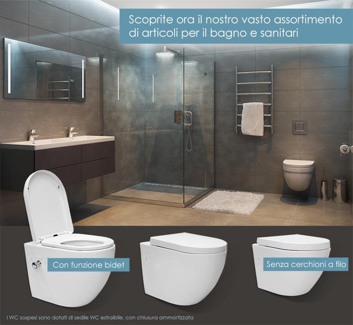 Doccia - Bagno - WC