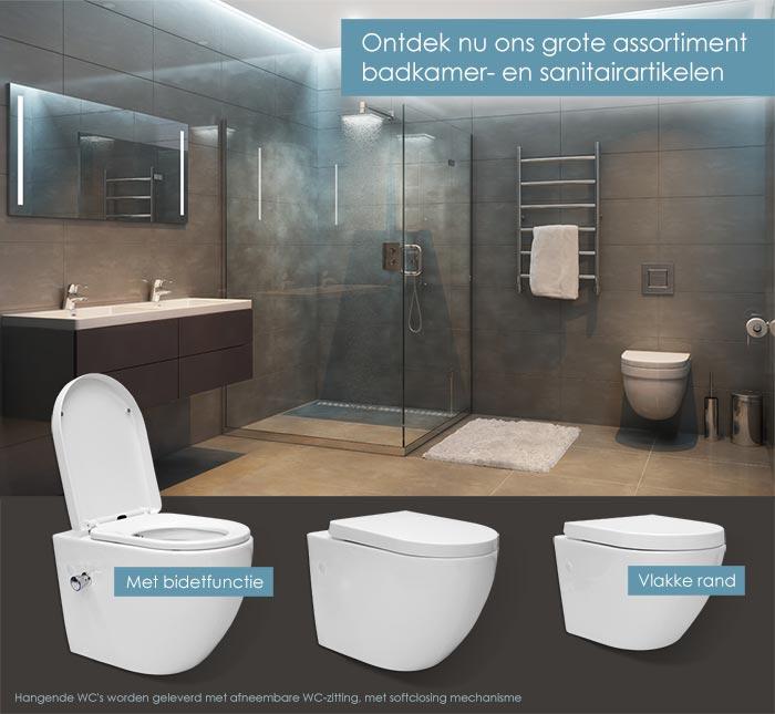 Douche - Bad - WC