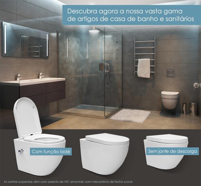 Chuveiro - Banho - WC