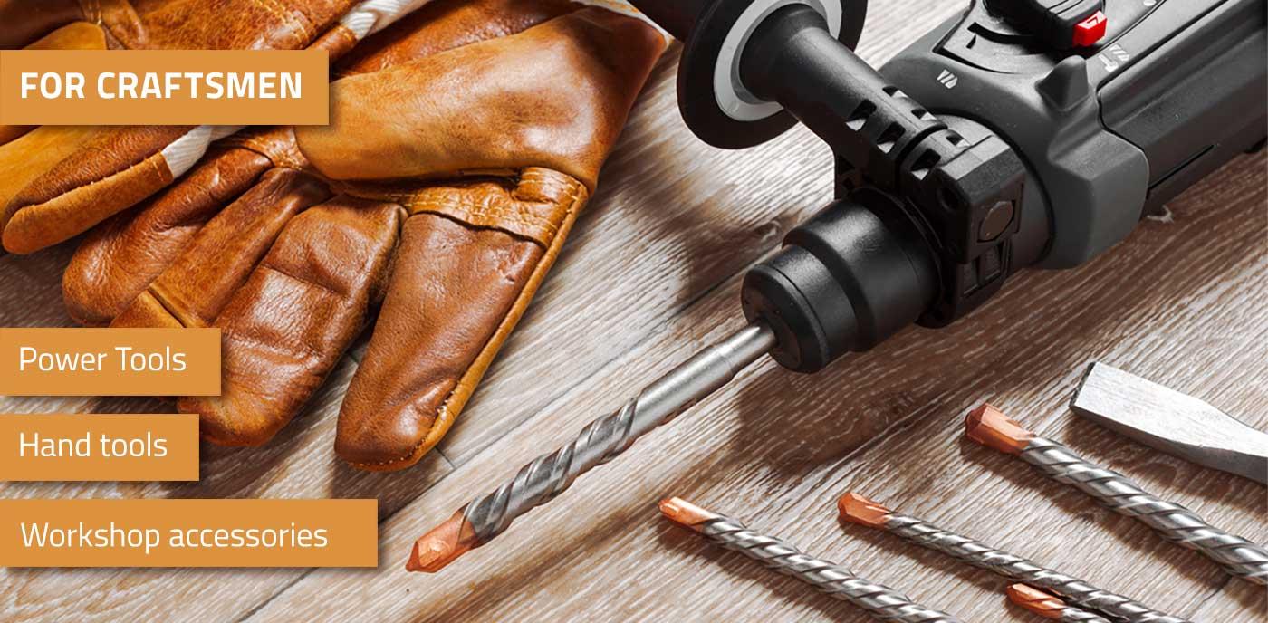 Craftsmen - Tools