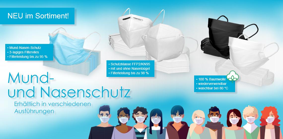 Atemschutzmaske - Mundschutz