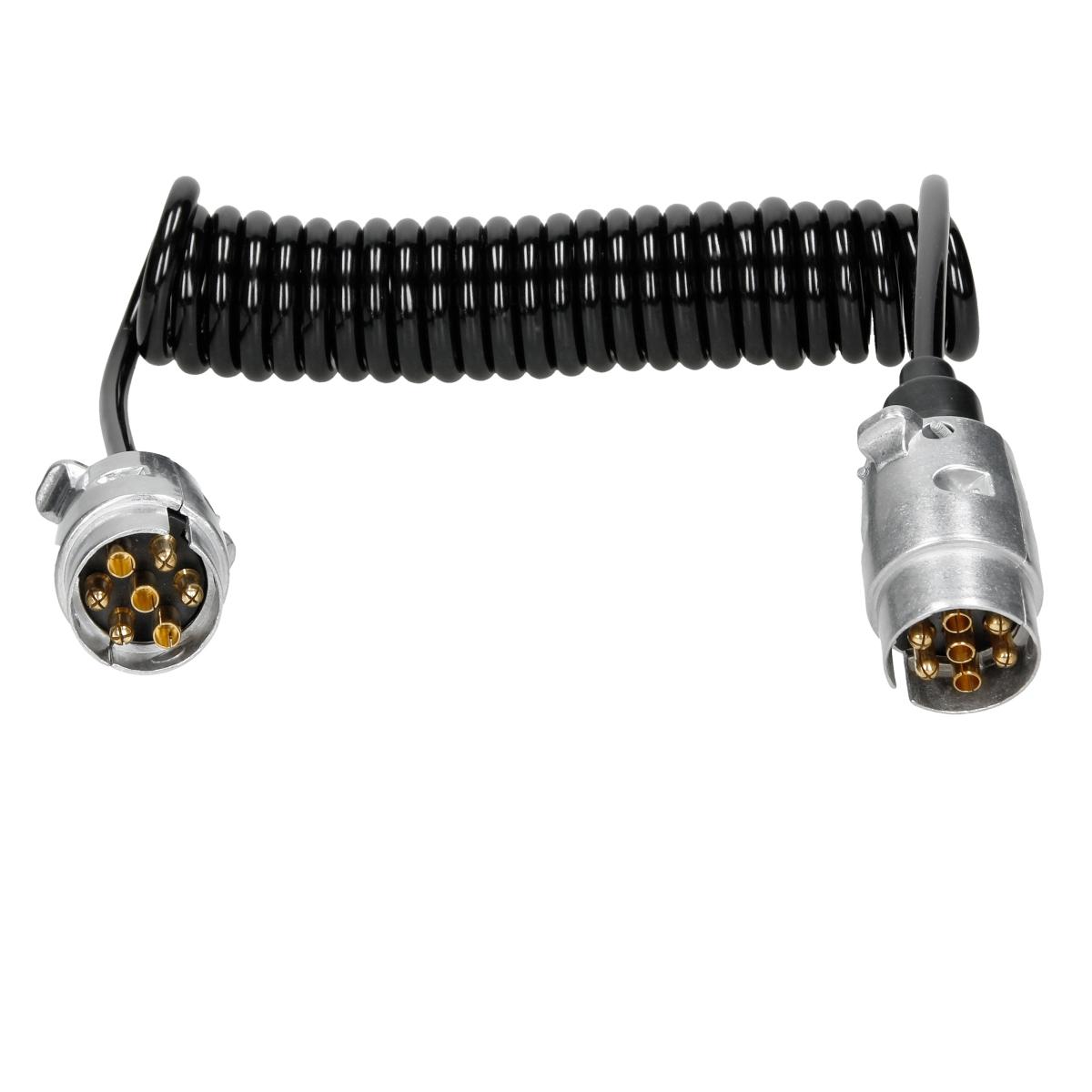 Verlängerungskabel Spiralkabel Kabel Anhänger Verlängerung ...
