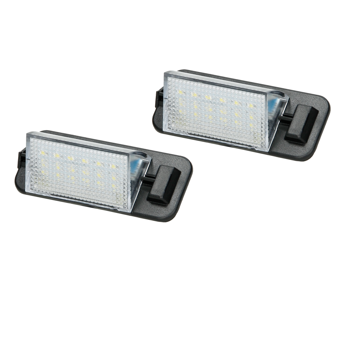 18 SMD LED Kennzeichen License Plate Light BMW E46 Limousine 98-03 E-Prüfzeichen