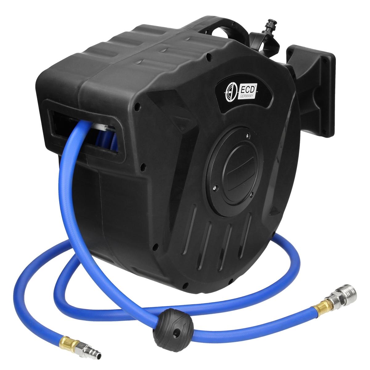 ECD Germany 20 m 20 Bar Air Compressor Air Line Hose Compressor Rubber Hose 300 PSI