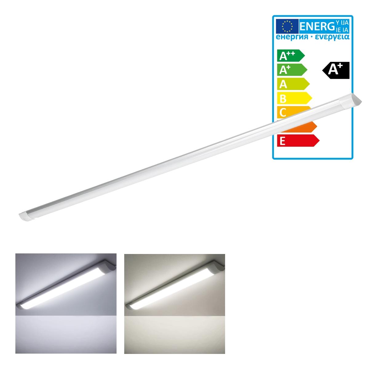 Kalt 36W LED Deckenleuchte SLIM Panel Lampe Bürolampe Büroleuchte Deckenlampe