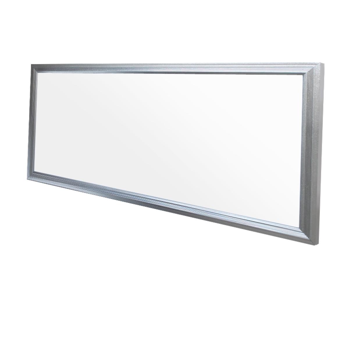 led panel 60x30 cm 18watt lampe deckenleuchte neutralwei wandleuchte ebay. Black Bedroom Furniture Sets. Home Design Ideas