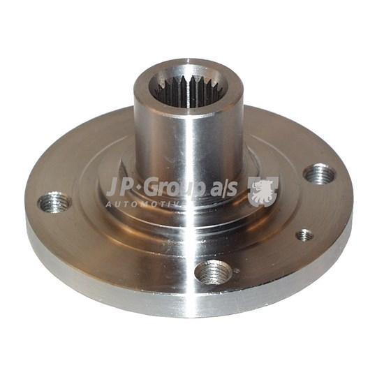 Radnabe für Bremsscheibe, vorne, 39 mm
