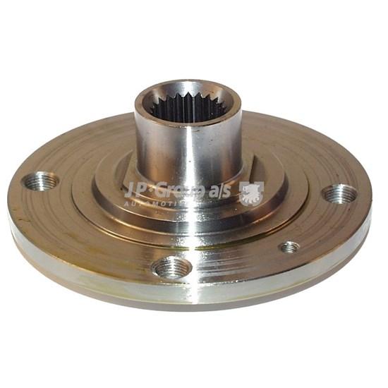 Radnabe für Bremsscheibe, vorne, 34 mm
