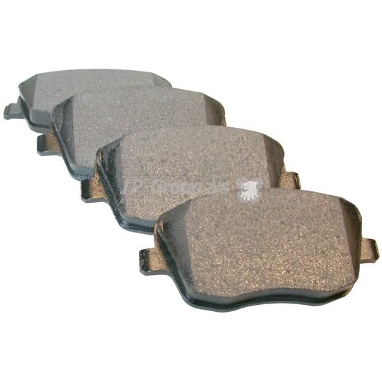 Bremsklotzsatz, 18,0 mm, vorne