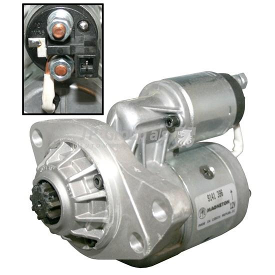 Anlasser, 2,0 kW