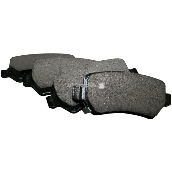 Bremsklotzsatz, hinten, 15,20 mm