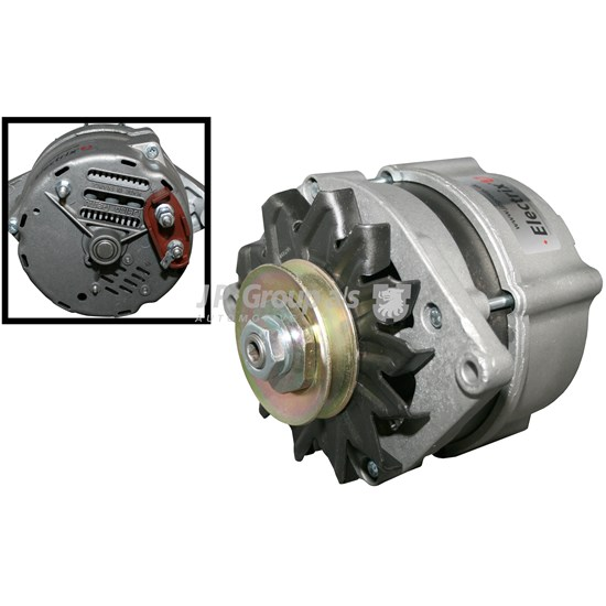 Lichtmaschine, 55 Amp