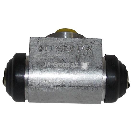 Radzylinder, hinten, 20,64 mm