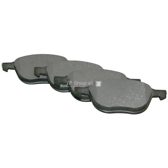 Bremsklotzsatz, 18,3 mm, vorne