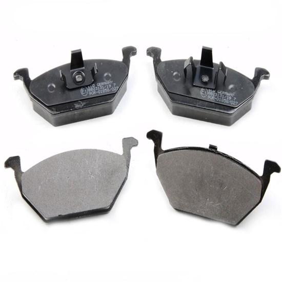 Bremsscheiben + Bremsbeläge Audi Seat Skoda VW