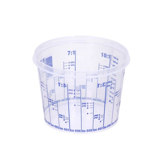 Mischbecher mit Skalierung | 750 ml