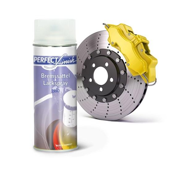 Bremssattellack Gelb | 400 ml Spraydose