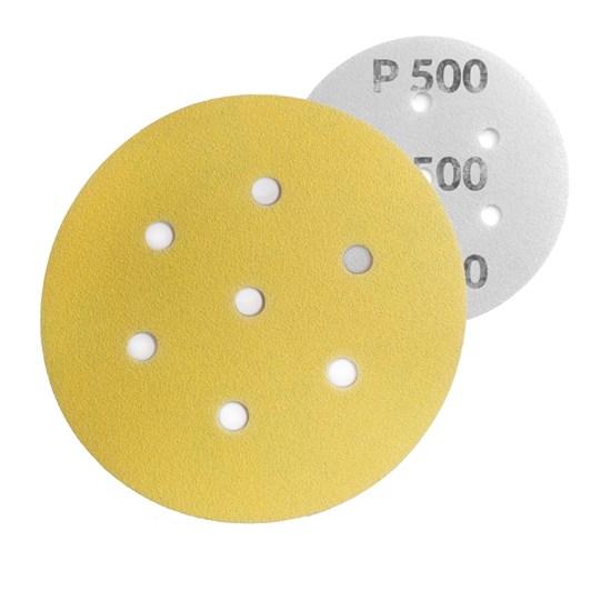 Schleifscheibe mit Klett Ø 150 mm | P 500
