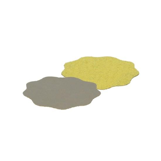 Schleifblüte mit Klett Ø 38 mm | P 3000